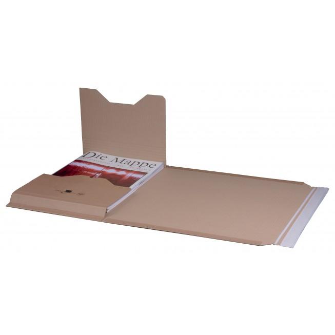 Universalverpackung für DIN A2 (640 × 420 × 50 mm)