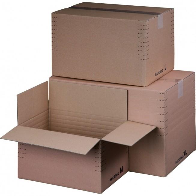 Automatikbodenkarton für 390 × 280 × 100-240 mm
