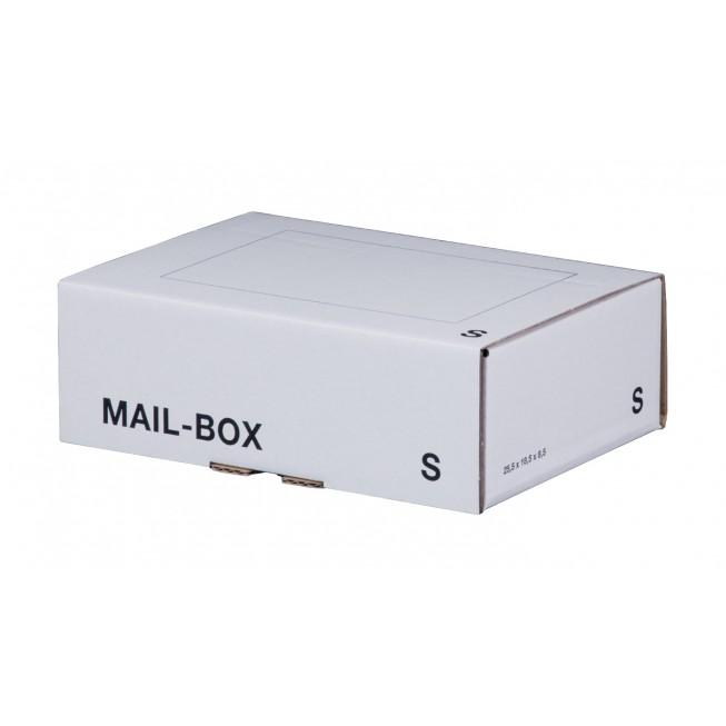 Mail-Box S für 249 × 175 × 79 mm in Weiß