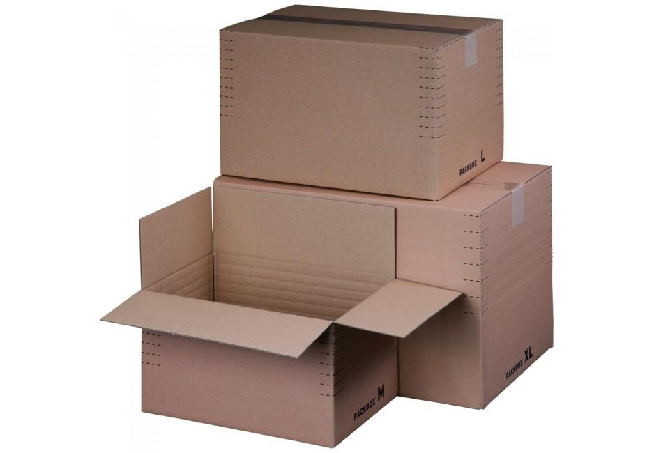 Automatikbodenkarton für 475 × 310 × 155-310 mm