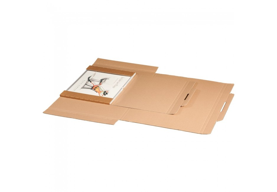 Kalenderverpackung zum Wickeln, A2, 620×420×10 mm