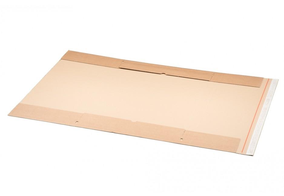 Kalenderverpackung mit Haftklebung für 500 × 750 × 45 mm