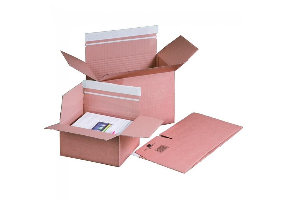 Versandkarton Automatikboden A4+, 310 × 230 × 160 mm