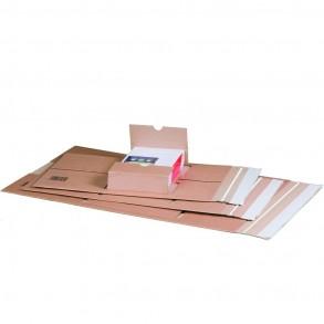 Universal Versandverpackung, C5, 235 × 165 × 75 mm