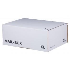 Mail-Box XL für 460 × 333 × 174 mm in Weiß