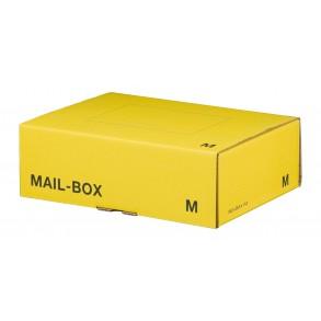 Mail-Box M für 331 × 241 × 104 mm in Gelb