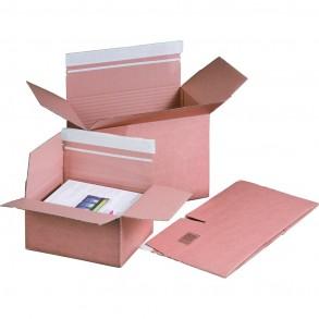 Versandkarton Automatikboden 160 × 130 × 70 mm